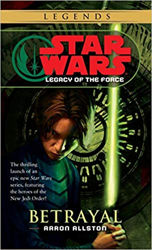 Legacy of the Force - Betrayal Audiobook