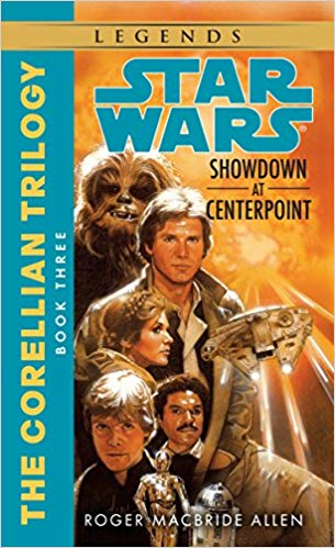 Star Wars - Showdown at Centerpoint Audiobook
