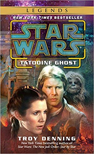 Tatooine Ghost Audiobook