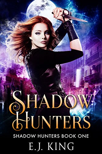 Shadow Hunters Audiobook