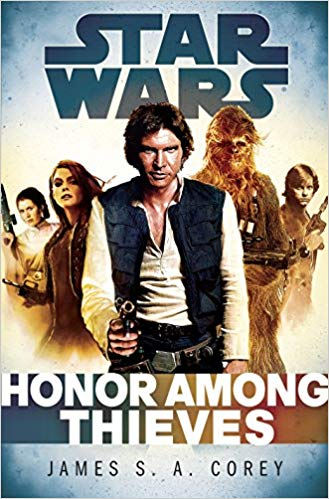 Star Wars - Honor Among Thieves Audiobook