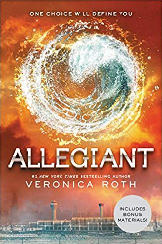 Veronica Roth - Allegiant Audiobook