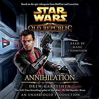 Star Wars - Annihilation Audiobook