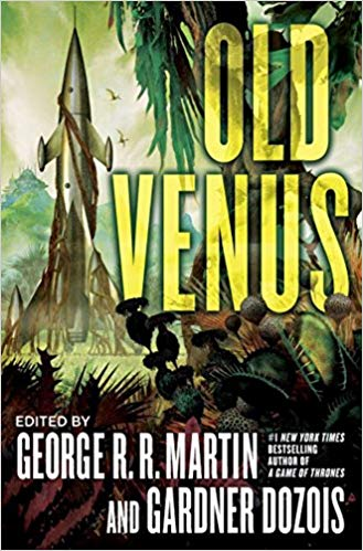George R. R. Martin - Old Venus Audiobook Free