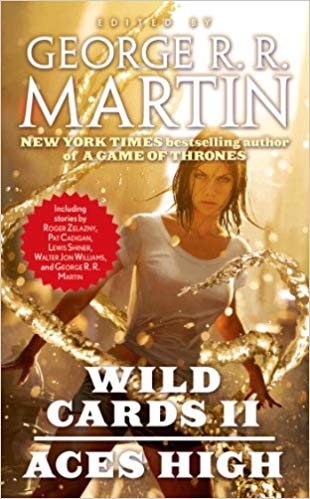 George R. R. Martin - Wildcards 2 Aces High Audiobook