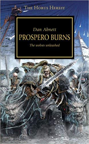 Warhammer 40k - Prospero Burns Audiobook Free