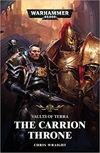 Warhammer 40k - The Carrion Throne Audiobook
