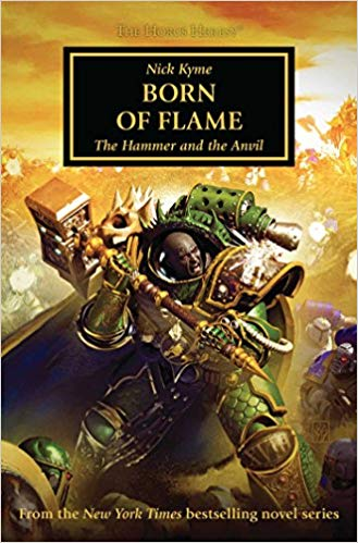 Warhammer 40k - Born of Flame Audiobook