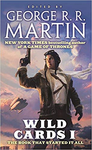 George R. R. Martin - Wildcards Audiobook