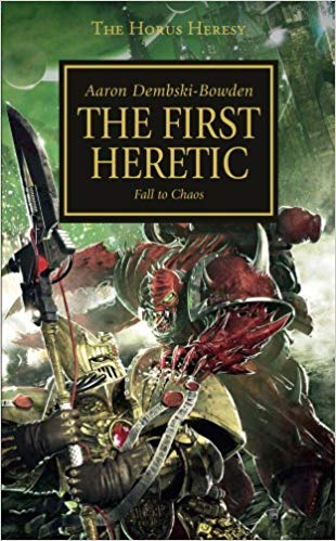 Warhammer 40k - The First Heretic Audiobook