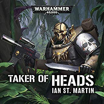 Warhammer 40k - Taker of Heads Audiobook Free