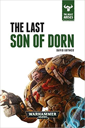 Warhammer 40k - The Last Son of Dorn Audiobook