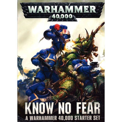 Warhammer 40k - Know no Fear Audiobook