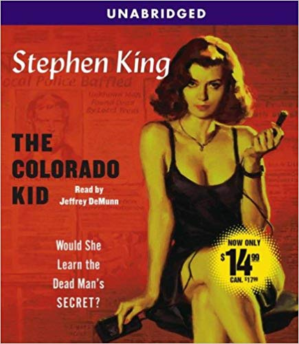 Stephen King - The Colorado Kid Audiobook