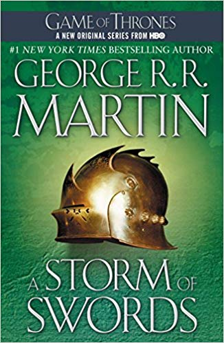 George R. R. Martin - A Storm of Swords Audiobook Free