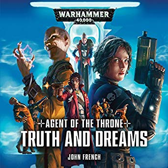 Warhammer 40k - Agent of the Throne Audiobook Free