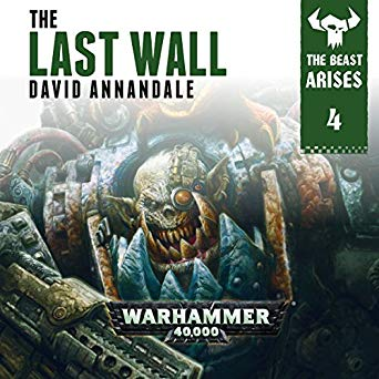 Warhammer 40k - The Last Wall Audiobook
